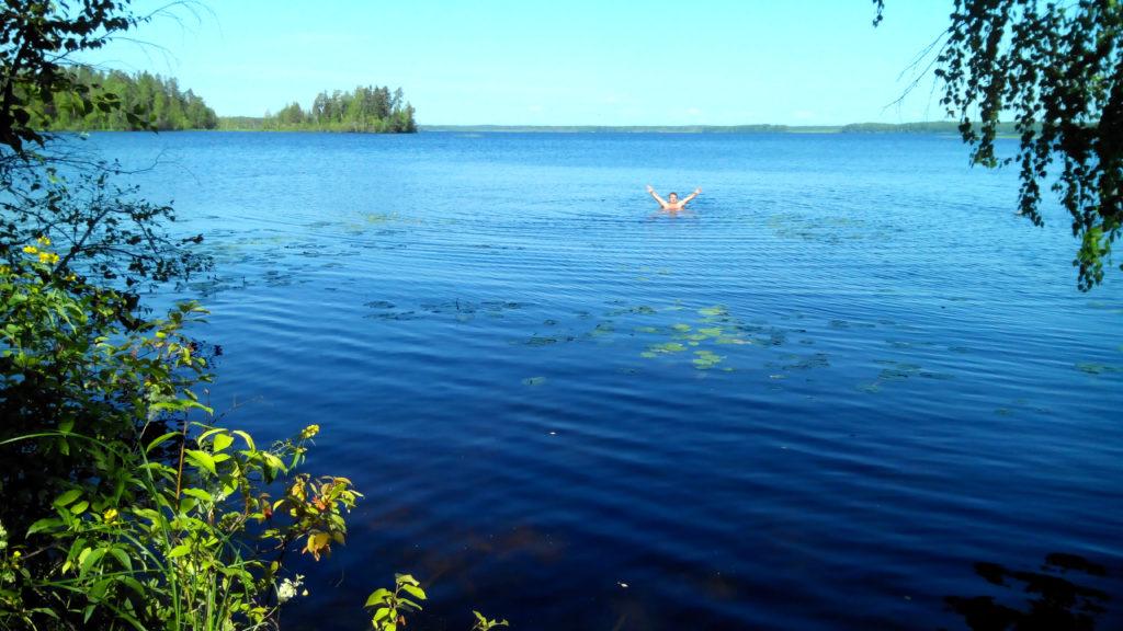 Рыбалка на озере ковжское вологодская область